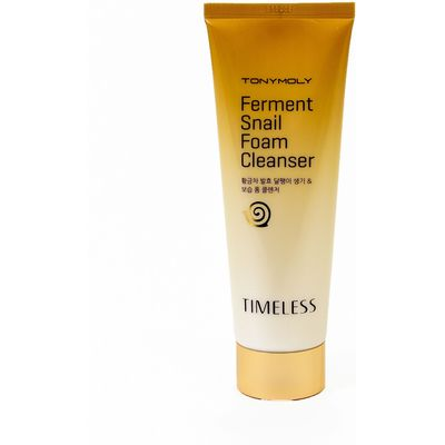 Tony Moly Timeless Ferment Snail Foam Cleanser