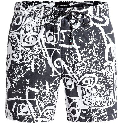 Men's Quiksilver Hypnosis 17 Swim Short, White