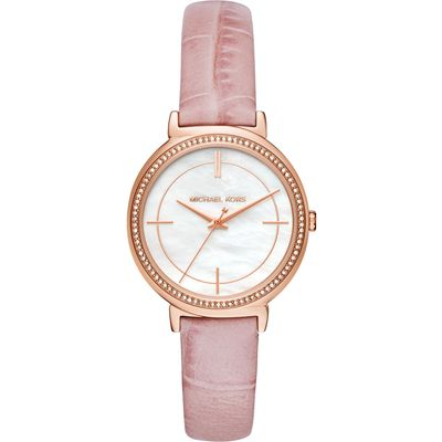 Michael Kors MK2663 ladies strap watch, Pink