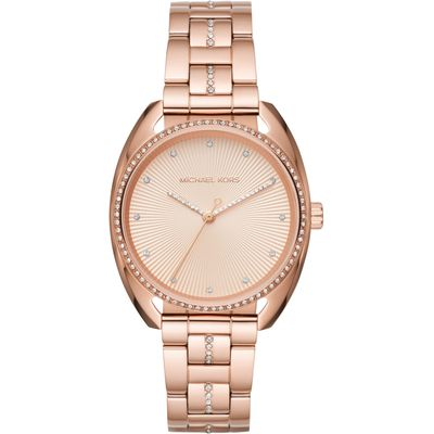 Michael Kors MK3677 Ladies Libby Watch, Rose Gold