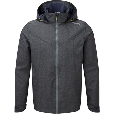 Men's Tog 24 Acrid Mens Milatex Jacket, Dark Grey Marl