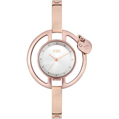 Storm Charmella rose gold watch, Rose Gold