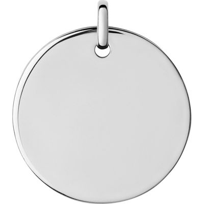 Links of London Narrative Large Round Disc Pendant, N/A