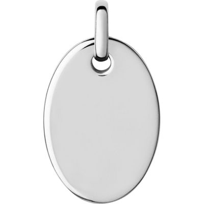 Links of London Narrative Small Oval Disc Pendant, N/A