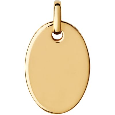Links of London Narrative Yellow Gold Vermeil Pendant, N/A