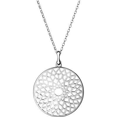 Links of London Timeless sterling silver large necklace, N/A