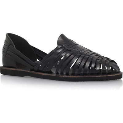KG Farnley slip on sandal, Black