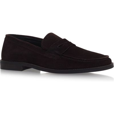 KG Keswick Flat Slip On Loafers, Brown