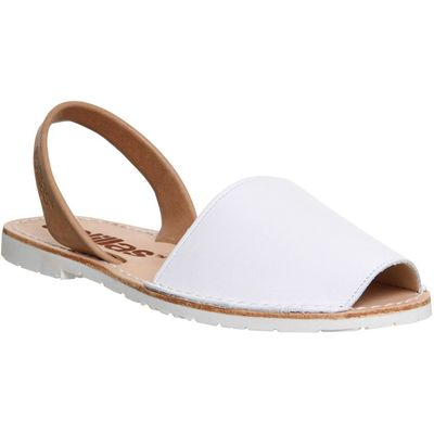 Solillas Solillas sandals, White