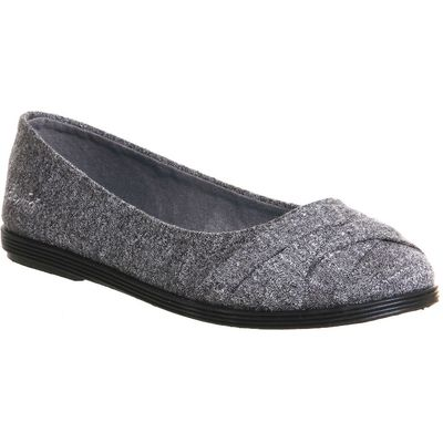 Blowfish Glo pump flats, Grey
