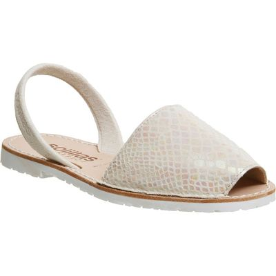 Solillas Solillas sandals, Cream