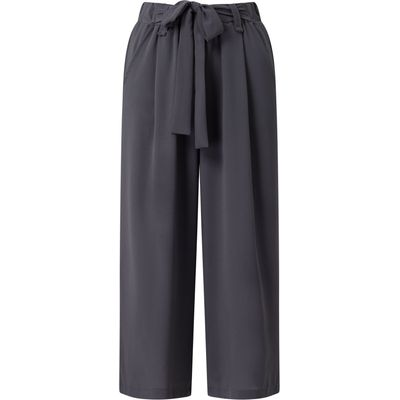 James Lakeland Crepe Culottes, Charcoal