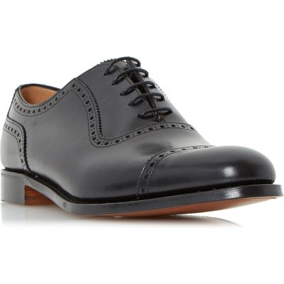 Cheaney Mens Fenchurch Oxford Shoes, Black