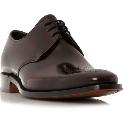 Barker Darlington punched toe gibson shoes, Brown