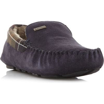 Barbour Monty slippers, Blue