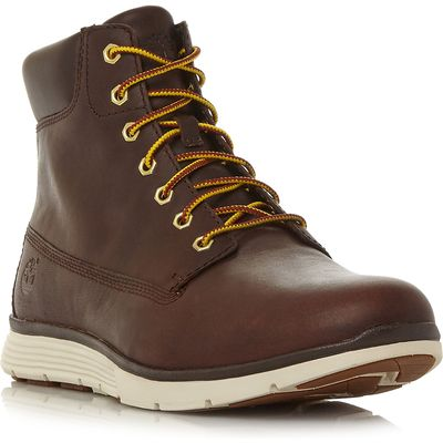 Timberland A1925 sport wedge trainers, Dark Brown