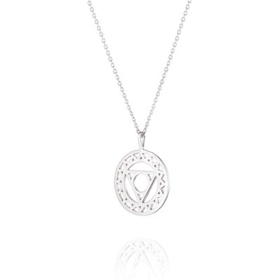 Daisy London NCHK3005 ladies necklace, Silver
