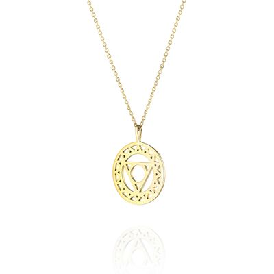 Daisy London NCHK4005 ladies necklace, Gold