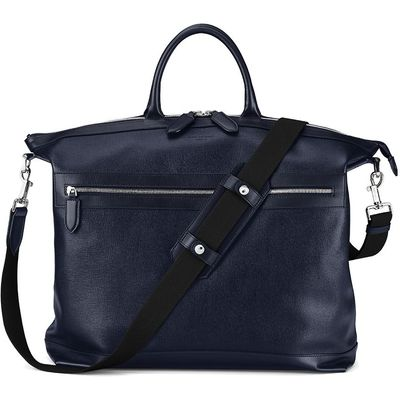 Aspinal of London Mount street tote, Blue