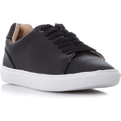 Head Over Heels Ebeline lace up trainers, Black
