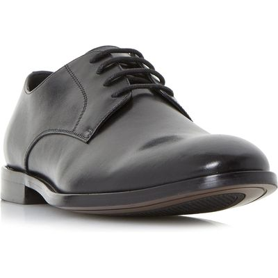 Bertie Particular Classic Gibson Shoes, Black