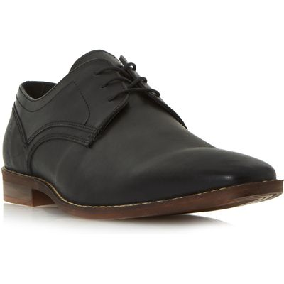 Linea Pusher Chisel Toe Gibson Shoes, Black