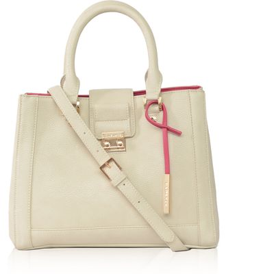 LaBante Jocelyn vegan tote bag, Off White