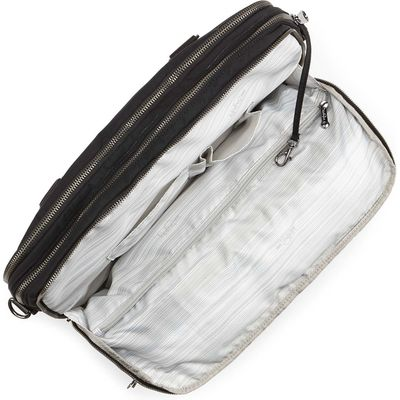 Kipling Gabbie medium shoulder bag, Silver