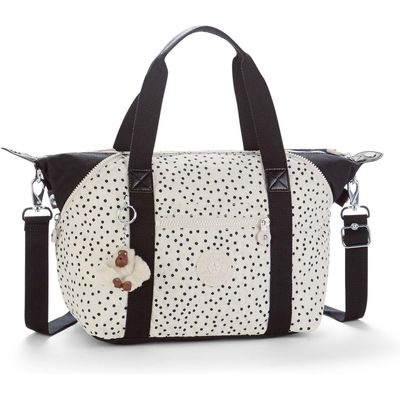 Kipling Art small tote bag, White