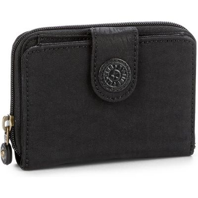 Kipling New money basic plus medium wallet, Black Geo