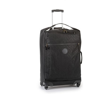 Kipling Darcey medium basic plus medium suitcase, Black