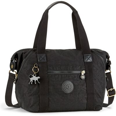 Kipling Art small tote bag, Black Geo