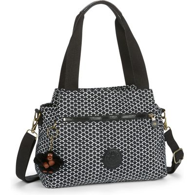 Kipling Elysia removable strap shoulder bag, MonoSilver