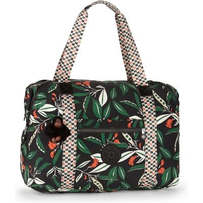 Kipling Art m travel tote bag, Multi-Bright