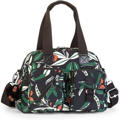 Kipling Defea medium shoulder bag, Multi-Bright