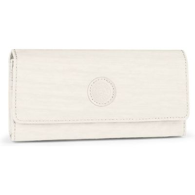 Kipling Brownie basic plus large wallet, Cream