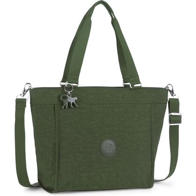 Kipling New shopper S removable strap tote bag, Khaki
