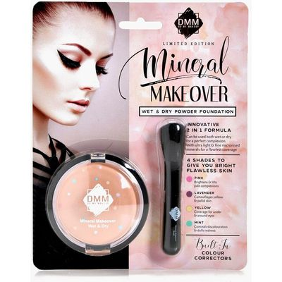 And Dry Powder Foundation - nude