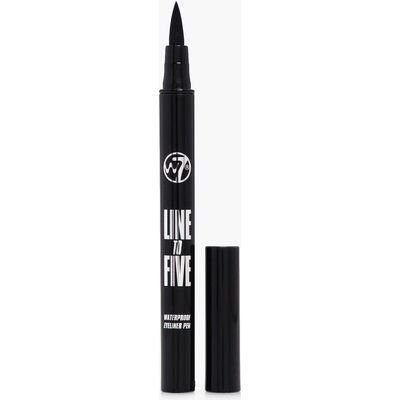 To Fine Liquid Eyeliner - black