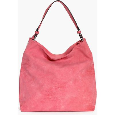 Slouch Day Bag - coral