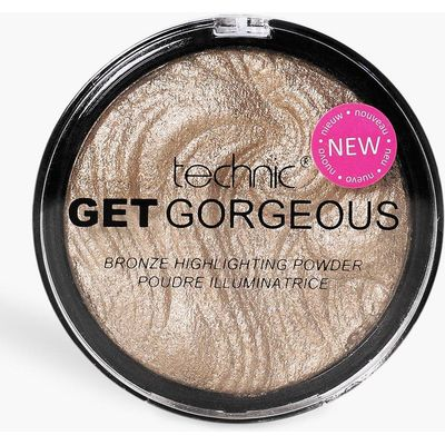 Gorgeous Bronzing Highlighter - bronze