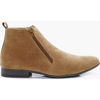 Up Chelsea Boot - tan