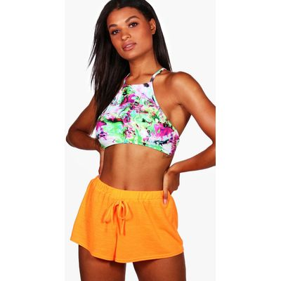 jersey Beach Short - orange