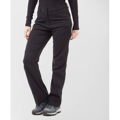 Peter Storm Women's Stretch Trousers - Long - Black, Black