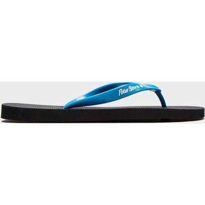 Peter Storm Men's Nero Flip Flops - Blue, Blue