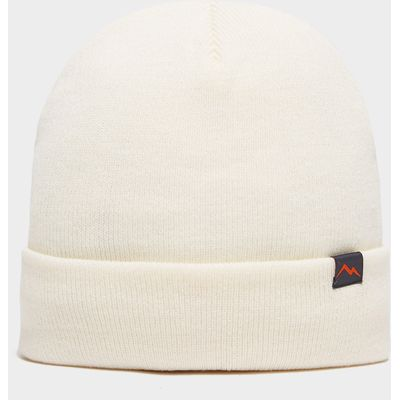 Peter Storm Unisex Thinsulate Knit Beanie - White, White