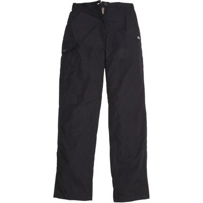 Craghoppers Women's Basecamp Winter Lined Trousers - Black, Black