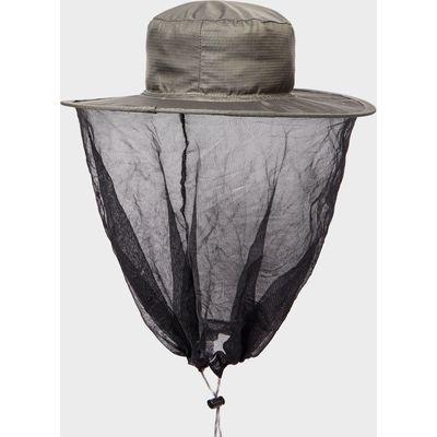 Lifesystems Pop Up Mosquito Head Net Hat - Black, Black