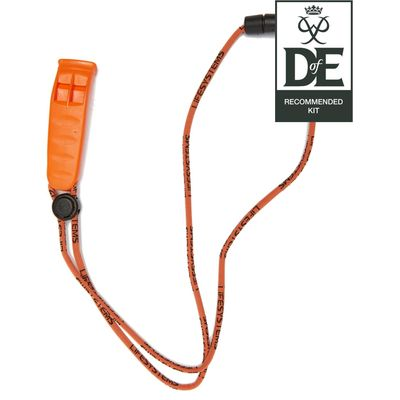 Lifesystems Safety Whistle - Orange, Orange