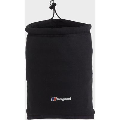 Berghaus Power Stretch Pro Neck Gaiter - Black, Black